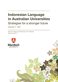 Indonesian Languages in Australian Universities Front cover