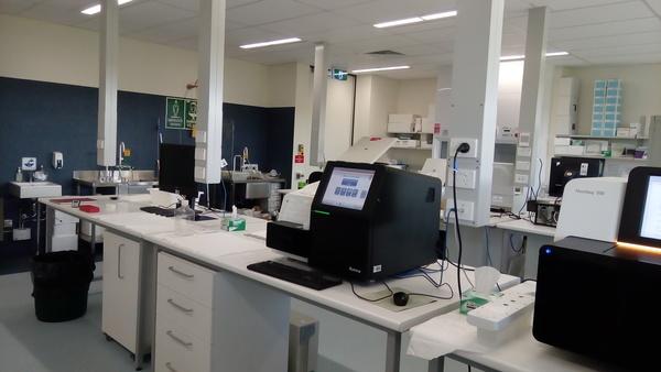 dna sequencing facility