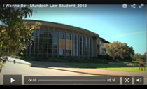 I Wanna Be a Murdoch Law Student