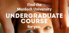 Find the Murdoch University Undergraduate Course for you