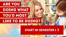 Start in semester 1