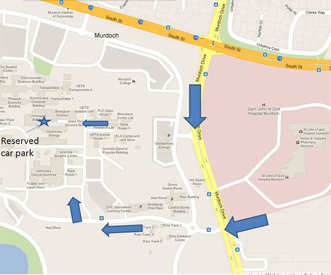 SABC Map