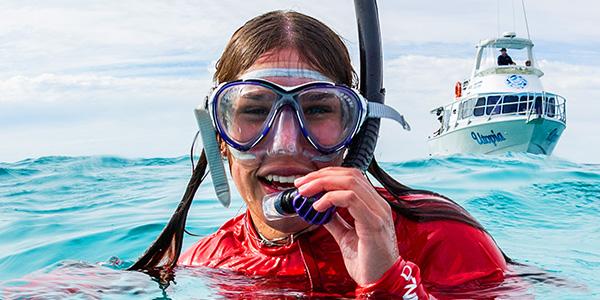Kyler, Marine Biology & Biological Sciences student