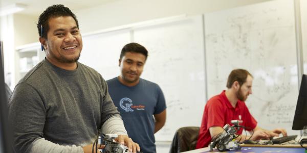 School of Engineering & IT