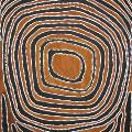 Jimmy Mawukura NERRIMAH, Walypa, 2002. Acrylic on canvas, 92 x 61.5 cm. Donated through the Australian Government's Cultural Gifts Program by Dr Fred Nagle 2013