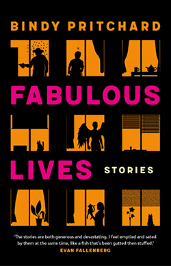 Fabulous lives cover